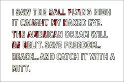 Mitt Romney's motto