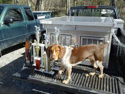 Ruger's first Ever Trial 2012
