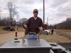Ruger Places 6th in VA State LP hunt - 3/2/2014