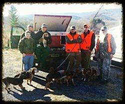 Rabbit Hunting 12/31/2013