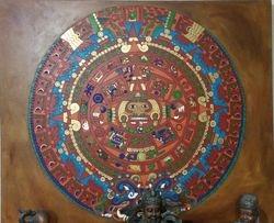 Mayan sun calander