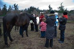 Medicine Horse gathering March 2009
