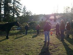 Medicine Horse gathering November 2008