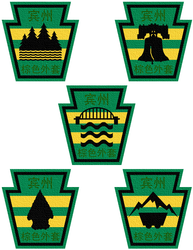 Brigade Logos of the PA Browncoats