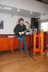 Soundcheck med Daniel Andersson