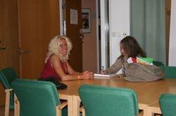 Intervju med tidningen Halsa