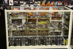 MIRRORS AND HANDGRIPS ALWAYS IN STOCK