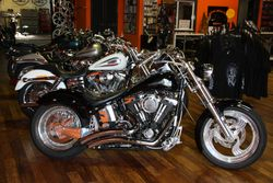 SOME OF OUR CUSTOMERS PRIDE AND POSSESIONS NICE BIKES