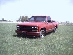 My 1989 Silverado Sport