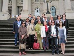 Thăm Quốc Hội Tiểu Bang Victoria