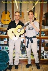 Manuel Contreras II and Dale Harris