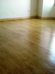 Chestnut flooring