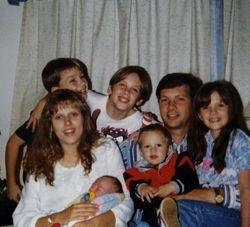 Daniel James Martinusen family