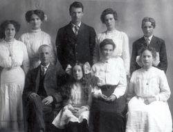 Great Grandparents Quinn family