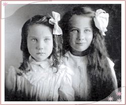 Grandma Rose and Verna