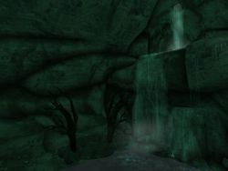 Underground Falls