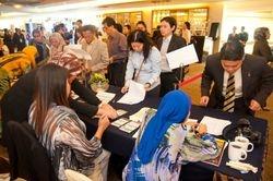 WCSC 2011 participants registering themselves