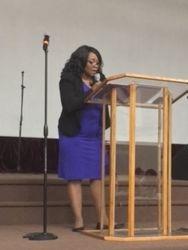 Elder Stephanie Bridgeford