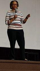Pastor Mary Cooper