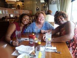 Dovey, Brendetta, and Sonja