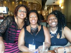 Tena, Michelle, and Jennetia