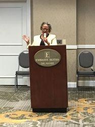 Pastor Mary Cooper- MC