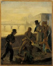 HONORE DAUMIER - DR7001