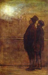 HONORE DAUMIER - DR7003