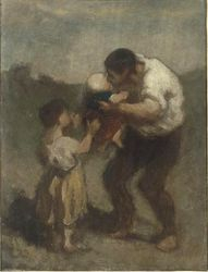 HONORE DAUMIER - DR7006