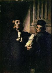 HONORE DAUMIER - DR7018