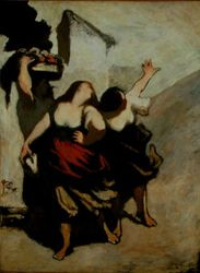 HONORE DAUMIER - DR7022