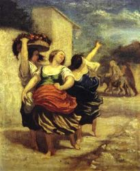 HONORE DAUMIER - DR7023