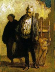 HONORE DAUMIER - DR7025