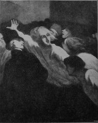 HONORE DAUMIER - DR7026