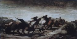 HONORE DAUMIER - DR7027