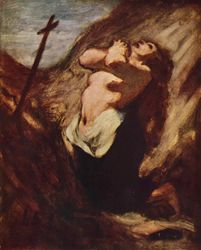 HONORE DAUMIER - DR7029