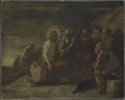 HONORE DAUMIER - DR7030