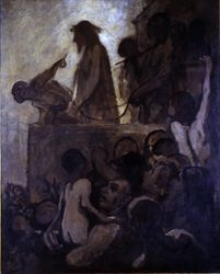 HONORE DAUMIER - DR7031