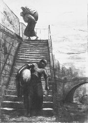 HONORE DAUMIER - DR7041