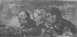 HONORE DAUMIER - DR7048
