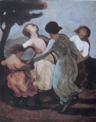 HONORE DAUMIER - DR7051