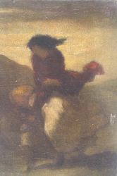 HONORE DAUMIER - DR7053