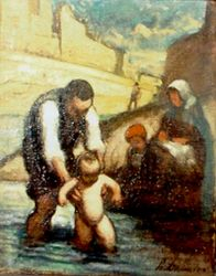 HONORE DAUMIER - DR7054