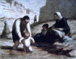HONORE DAUMIER - DR7055