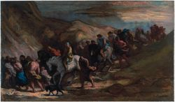 HONORE DAUMIER - DR7057