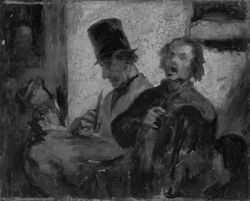 HONORE DAUMIER - DR9070