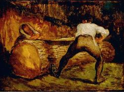 HONORE DAUMIER - DR9075