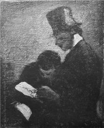 HONORE DAUMIER - DR9077