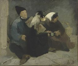 HONORE DAUMIER - DR9106