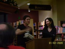 Pittsburgh Book Signing: Jan 2, 2009 at Joseph-Beth Booksellers